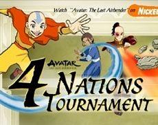 Аватар - Состязание наций