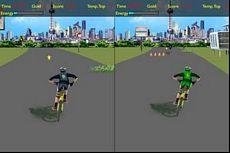 Велогонки на двоих